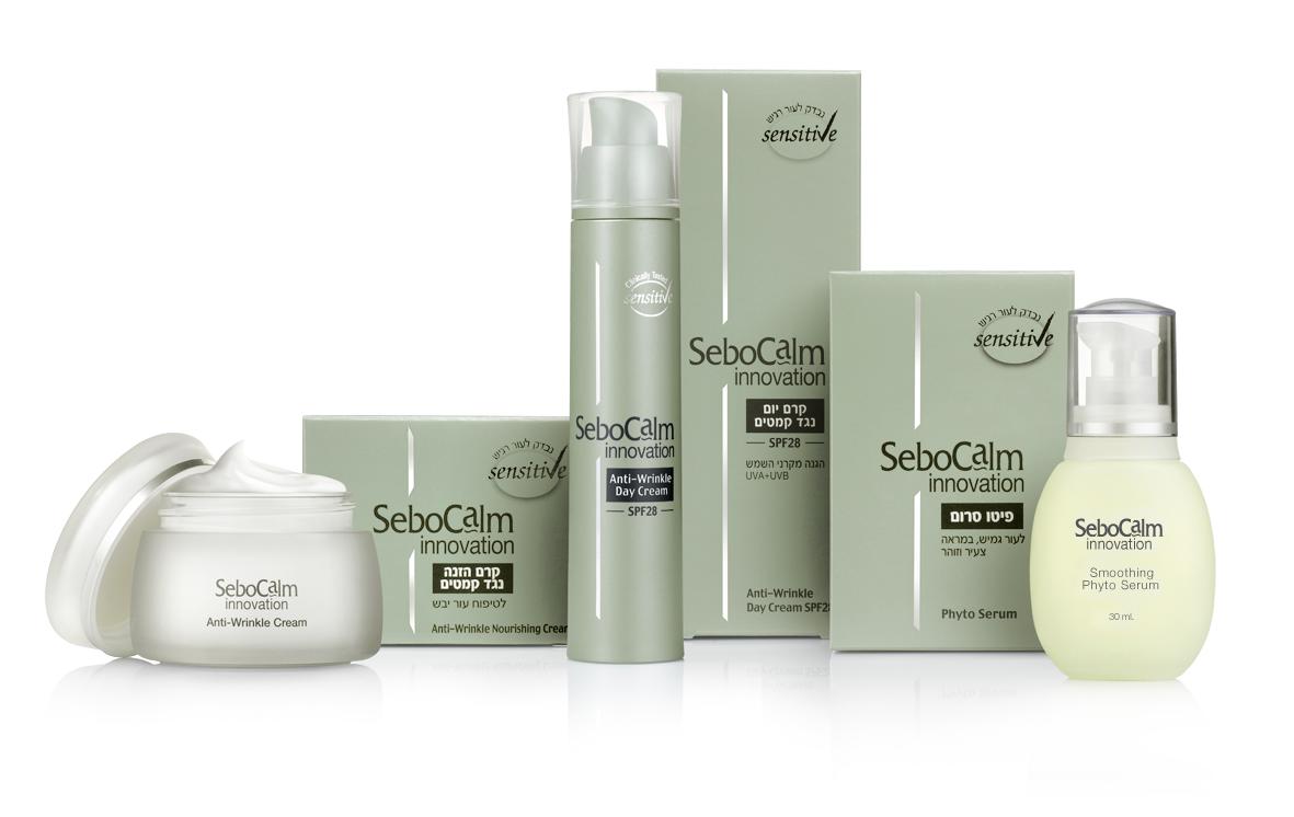 SeboCalm: 5 признаков чувствительной кожи