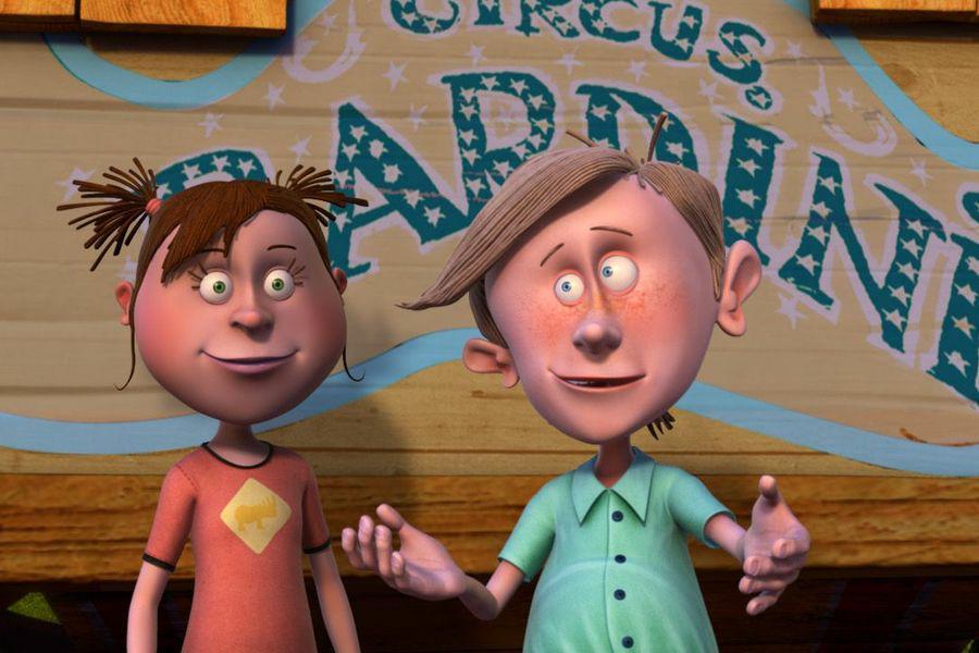 Знакомьтесь с Фредди и Нико на yes5