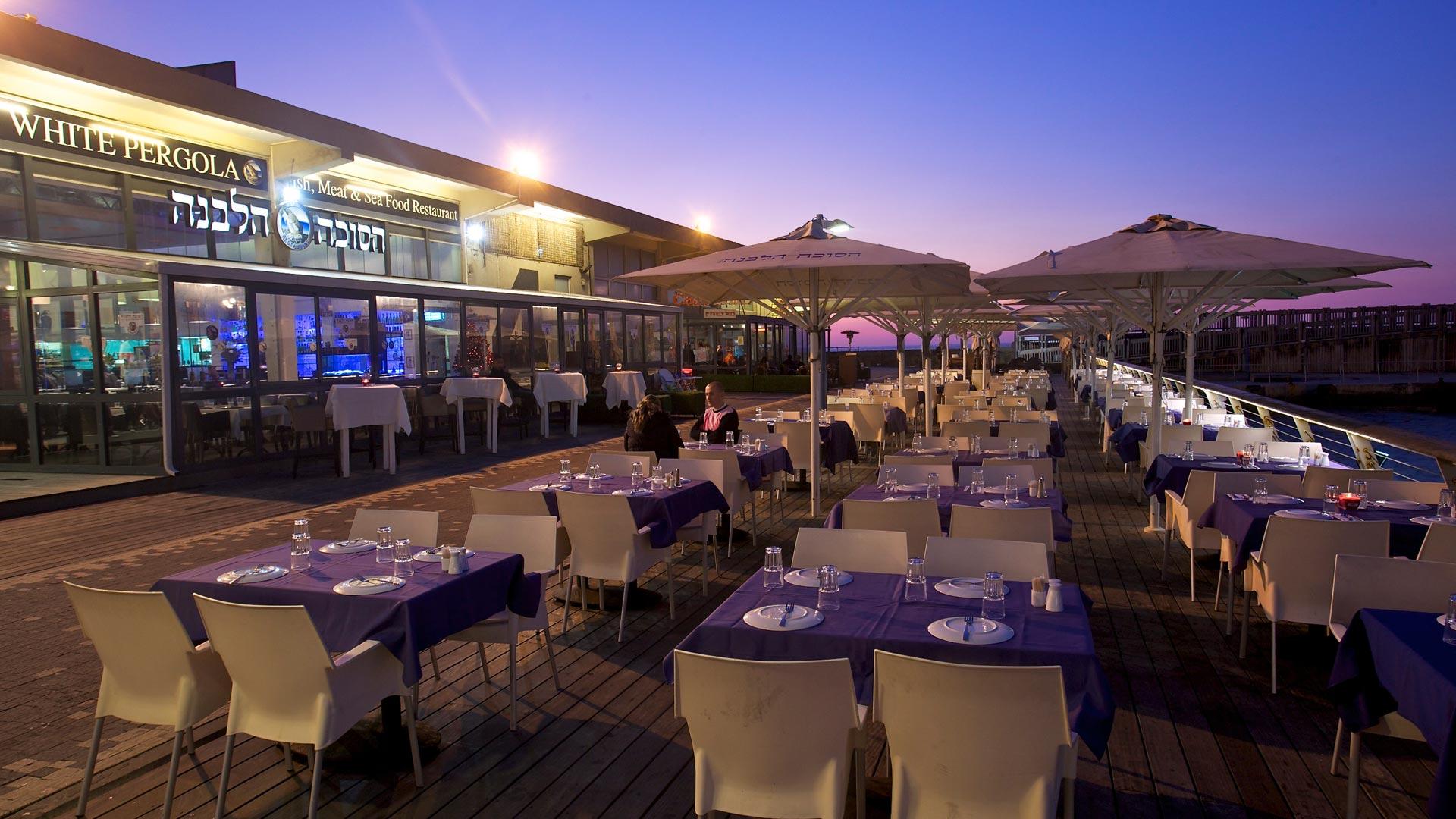 Сукка Левана: Лучший ресторан! Без шуток!