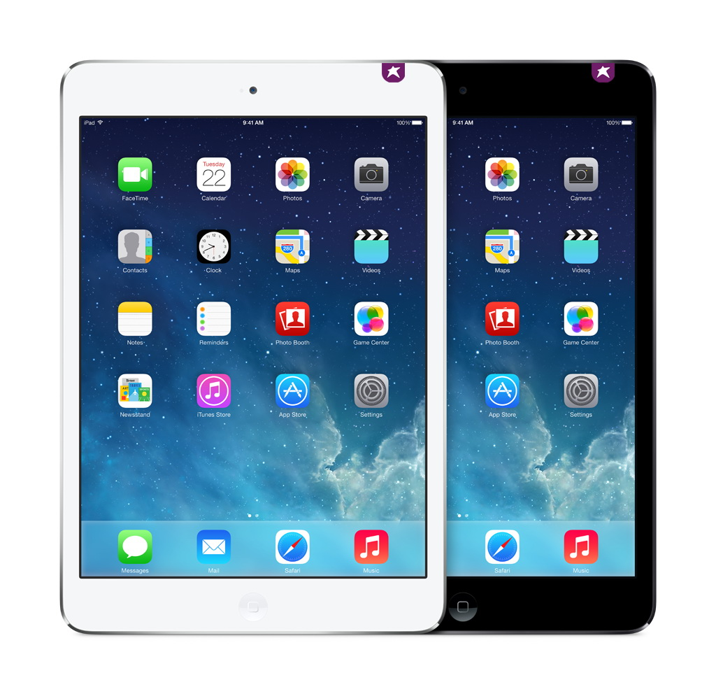 iPad mini с дисплеем Retina уже на сайте Селком