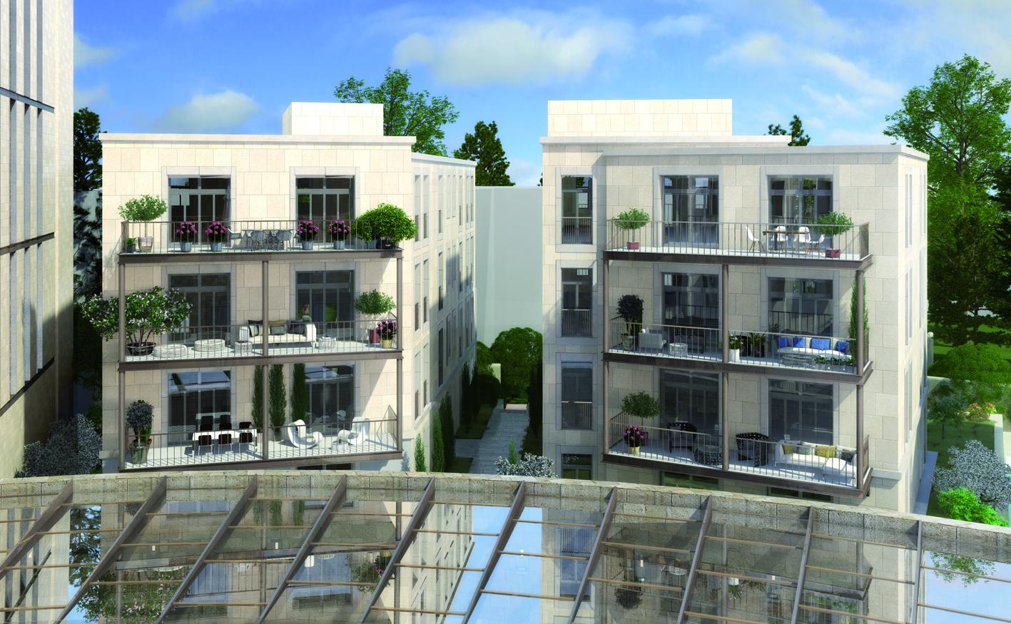 Isrotel продает 11 роскошных квартир в Иерусалиме