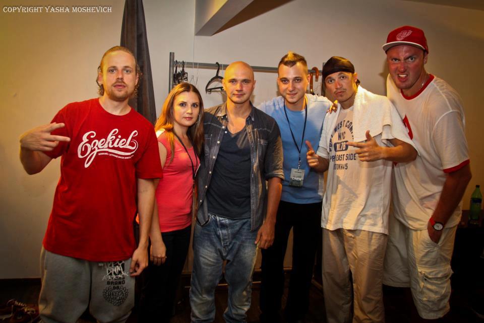 Группа «Каста» выступила с концертом в Израиле!