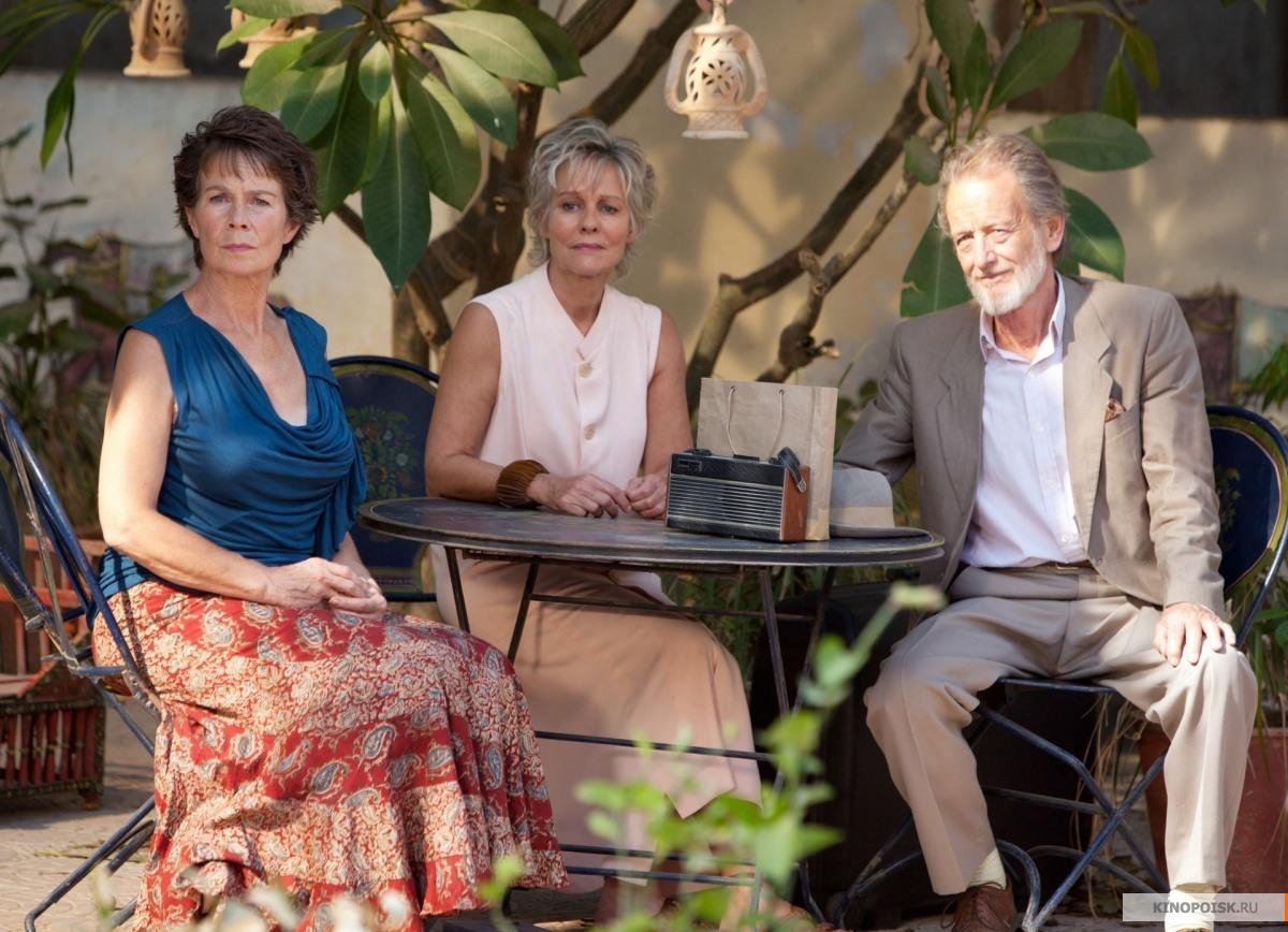 Приключения британских пенсионеров в Индии