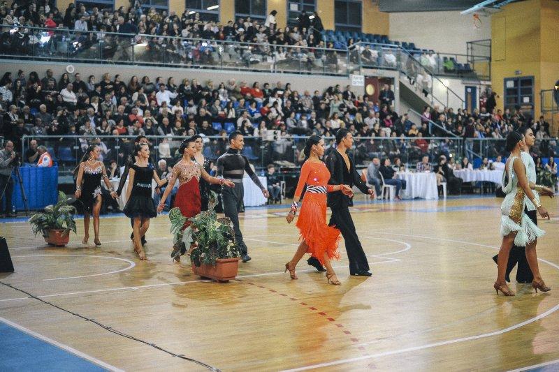 20-ти летие Кубка Израиля по латиноамериканским танцам!