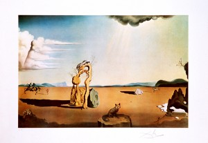 las bestias salvajes del desierto