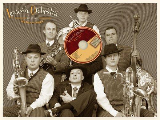 «Lexicon-Orchestra» — свинг и рок-н-ролл