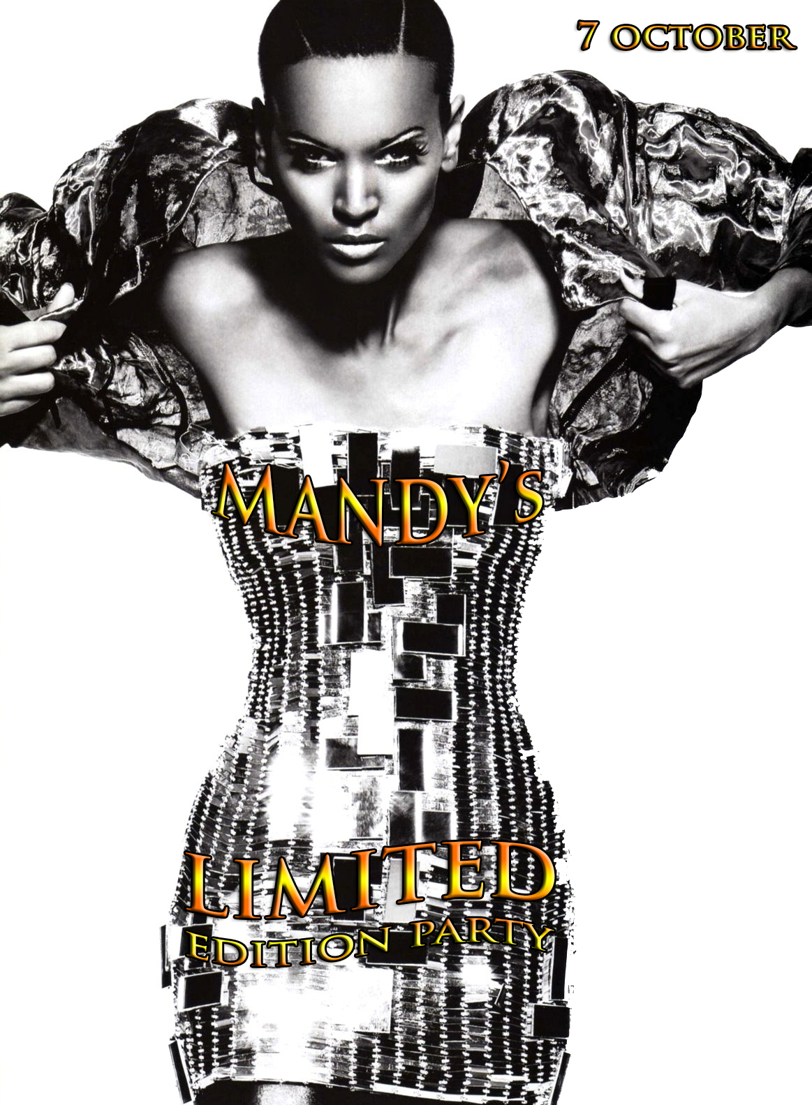 """MANDY'S"" Limited Edition Party"