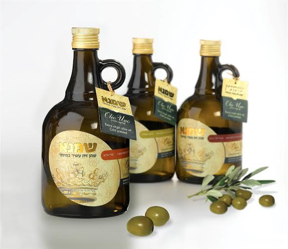 «Лучшее в стране» оливковое масло «Шамна»