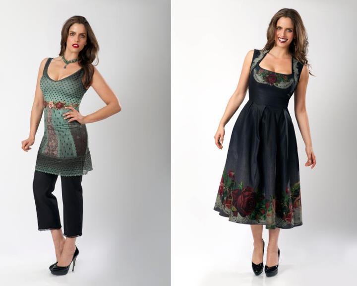 Коллекция летней одежды от Михаль Негрин