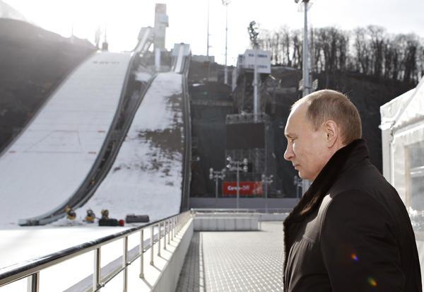 Олимпиада-2014: Быстрее! Дороже! Сочи!