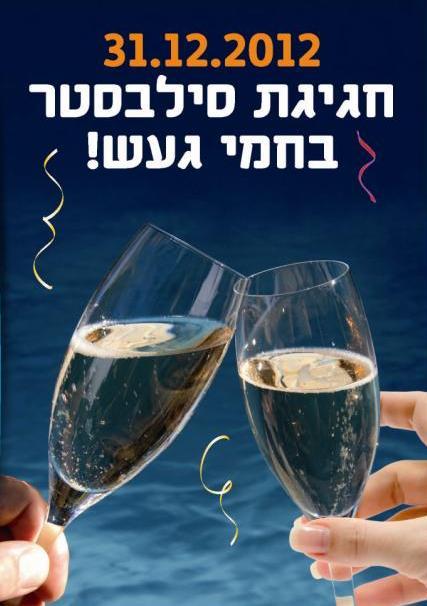 Где встречают Новый год «русские» израильтяне?