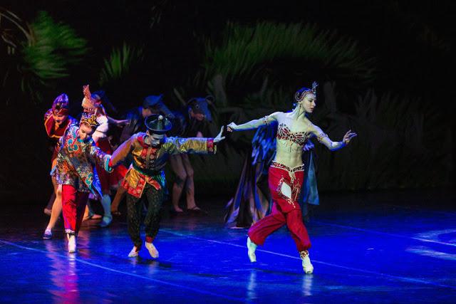 Волшебный «Щелкунчик» театра «Talarium et Lux»