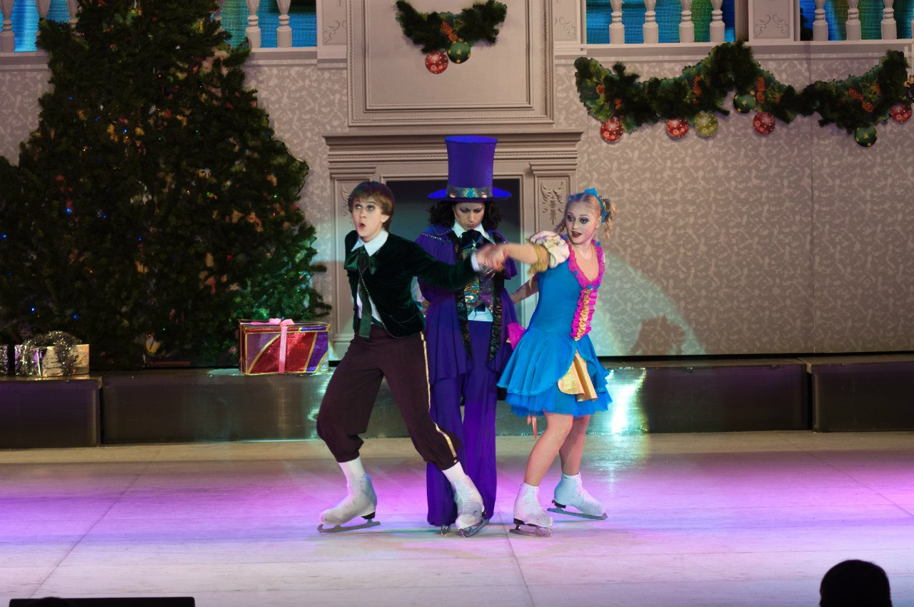 Чемпионы покажут самую праздничную сказку — «Щелкунчик»