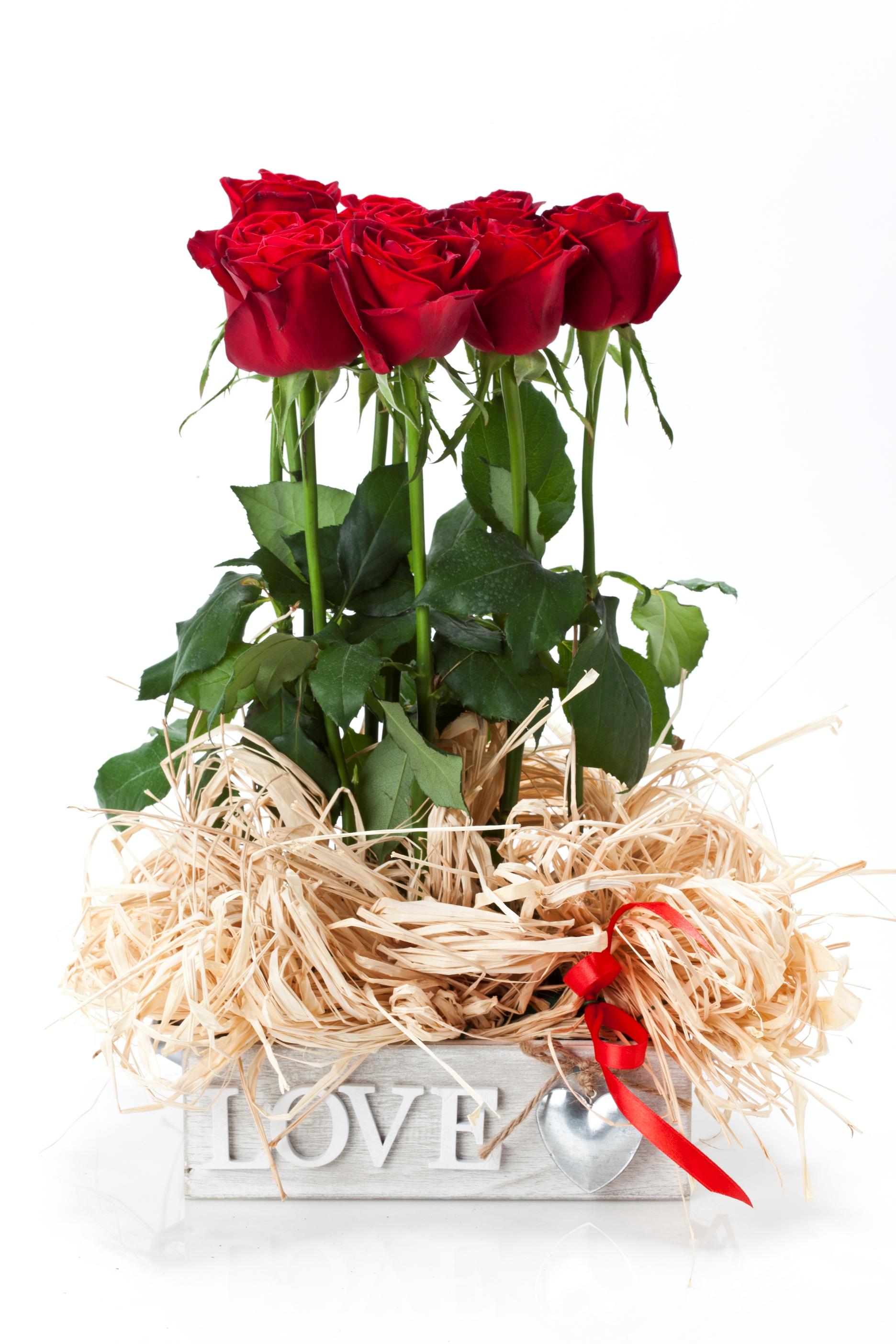 О чем сказать помогут розы