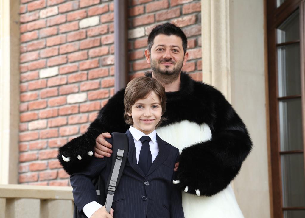 Панда кавказской национальности