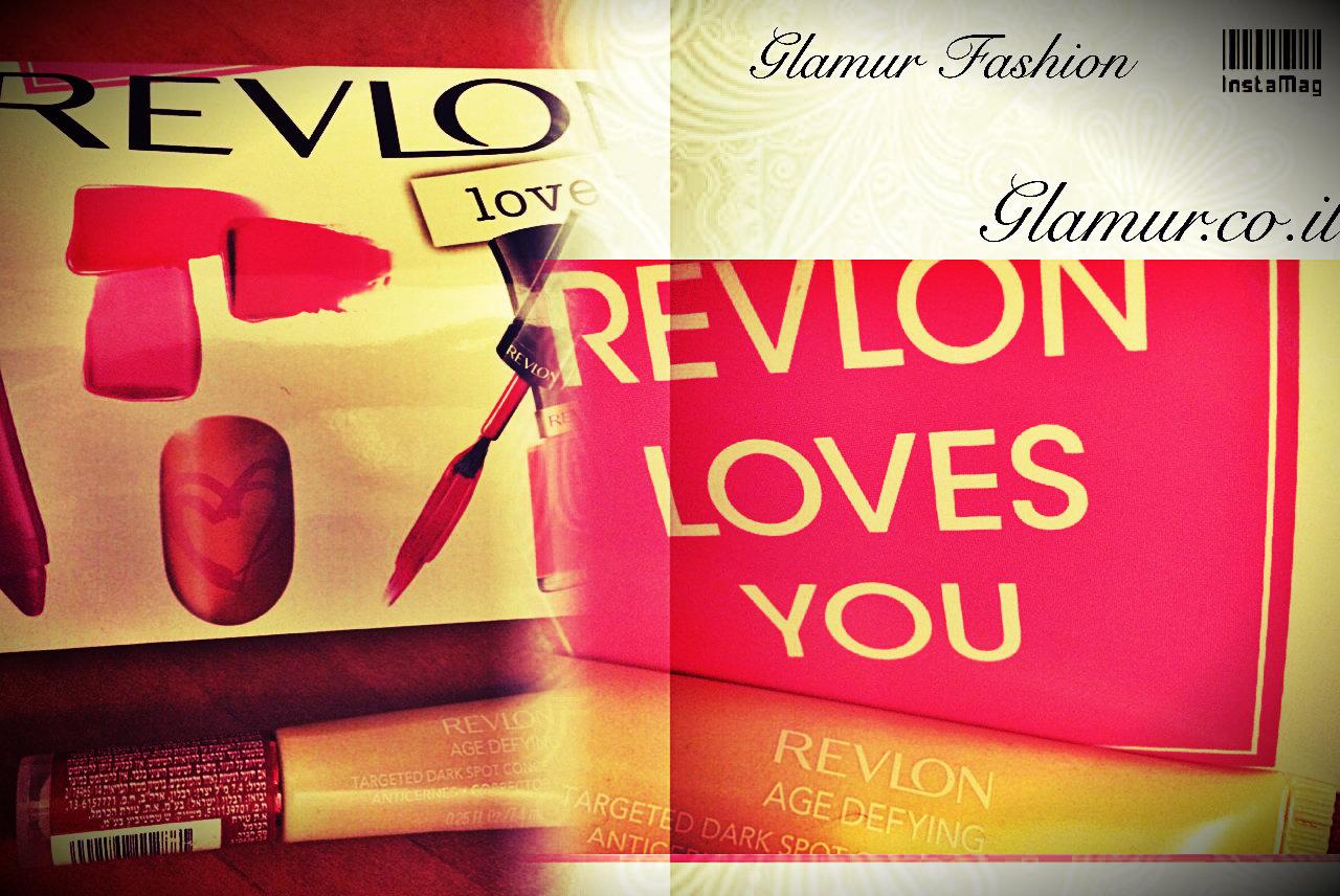 Новинки от Revlon