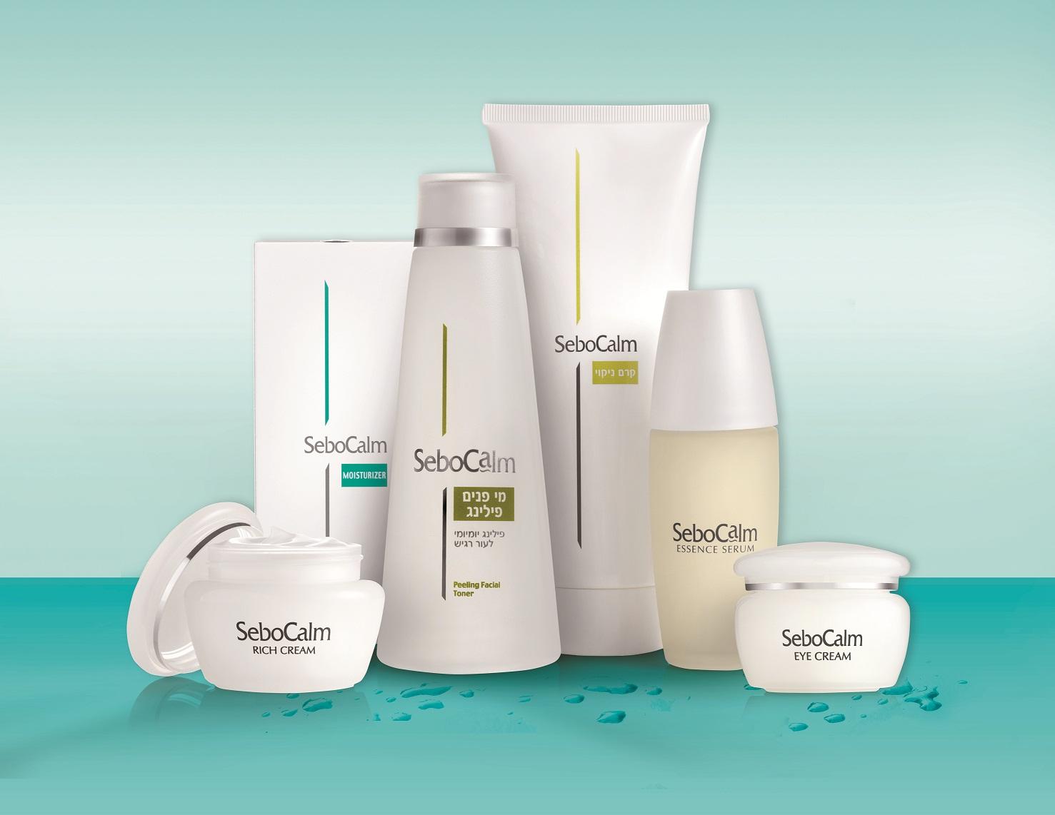 Косметика для красоты здоровой кожи SeboCalm