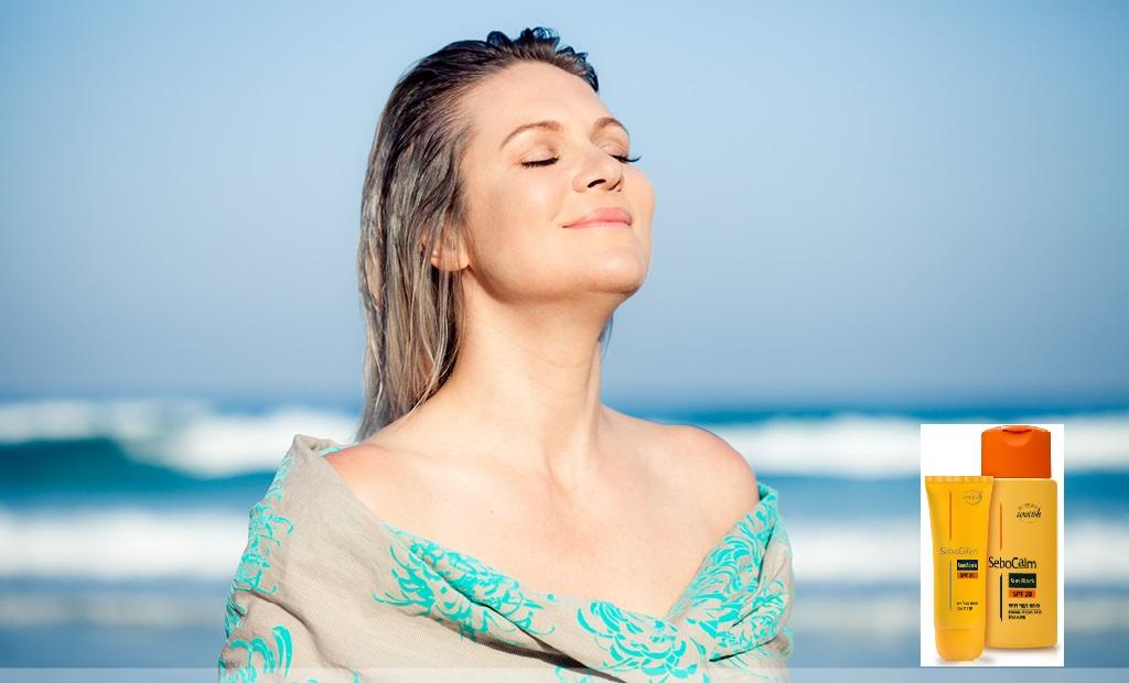 Мust have пляжного сезона-2014: солнцезащитный крем Sun Block от SeboCalm