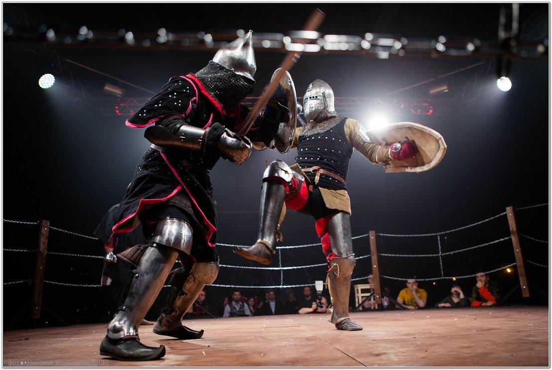 Исторический средневековый бой — спорт или искусство?