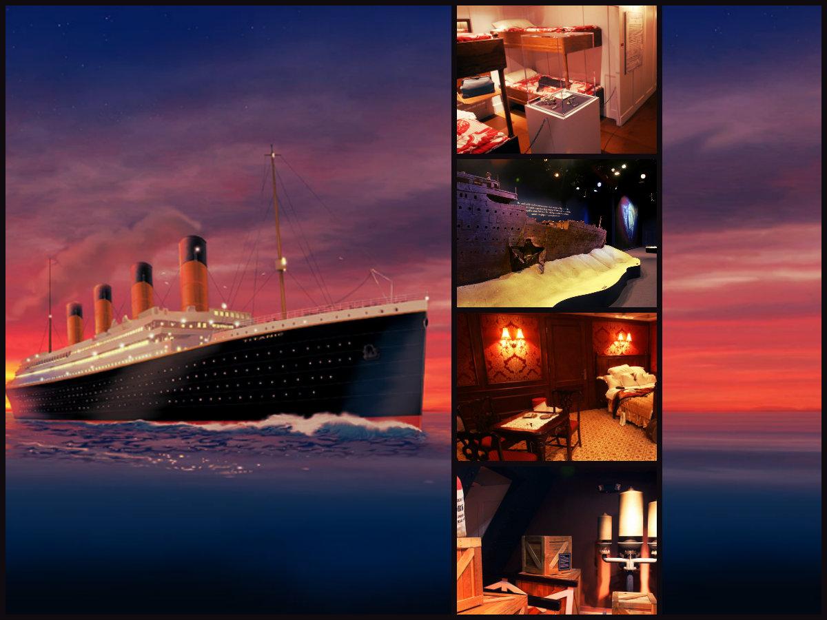 """""""Титаник"""" приезжает в Израиль"""