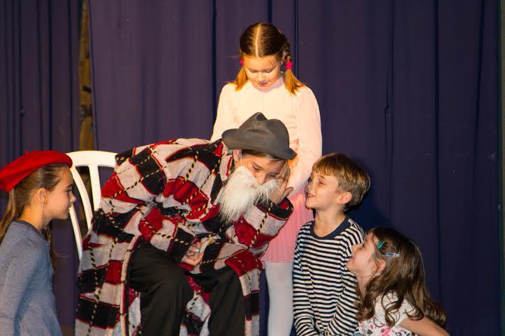 Волшебство театра — детям
