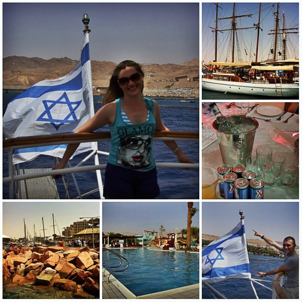 weekend in Eilat glamur
