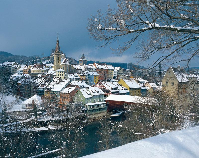 Уикенд в Швейцарии — что может быть лучше?!