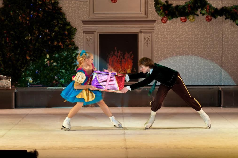 «Щелкунчик» на льду — искусство, вдохновляющее детей и взрослых