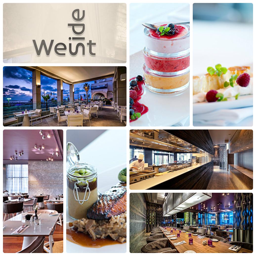 Ресторан «West Side» в Тель-Авиве