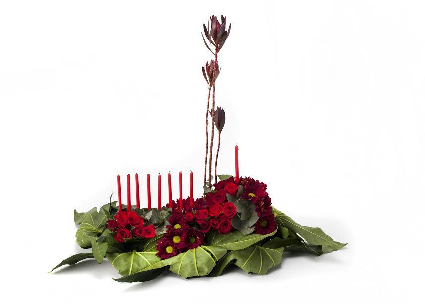 Праздник света и… цветов!