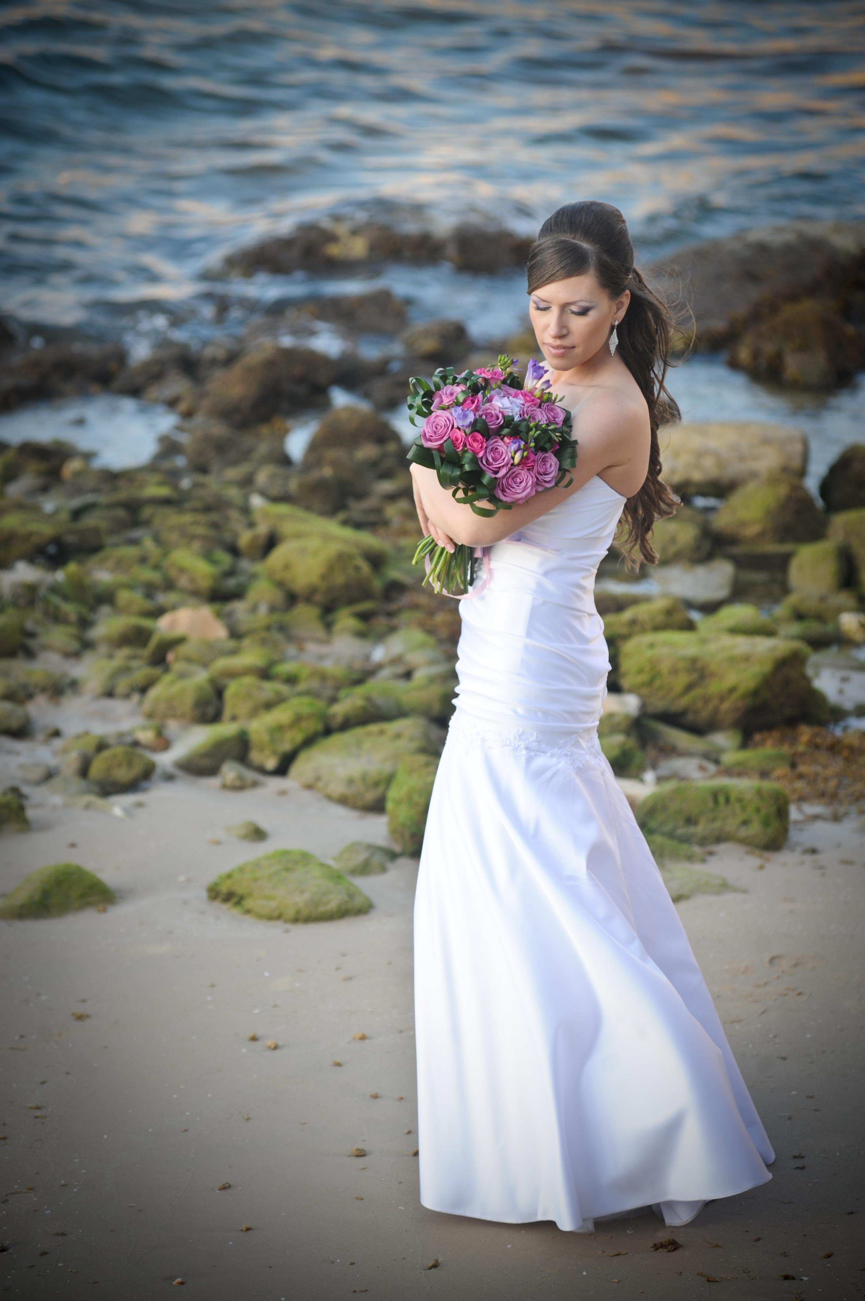 Модные свадебные прически: советы стилиста